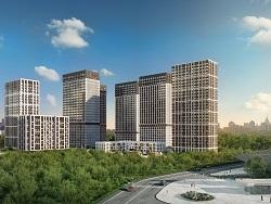 ЖК «Вестердам» — квартиры в ЗАО от 6,8 млн руб. Старт продаж! Рядом метро, яблоневый сад